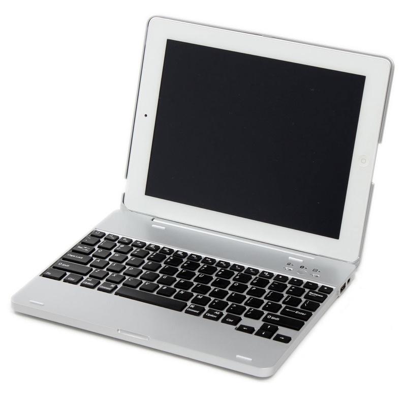 Das iPad Notebook Case verwandelt Euer iPad in einen Laptop