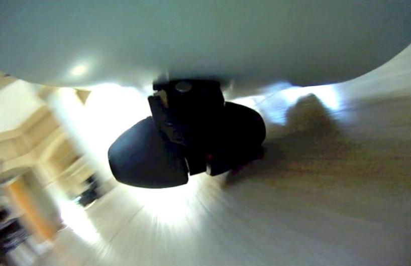 Erstmals könnt Ihr mit einem Skateboard richtig carven wie mit einem Snowboard!