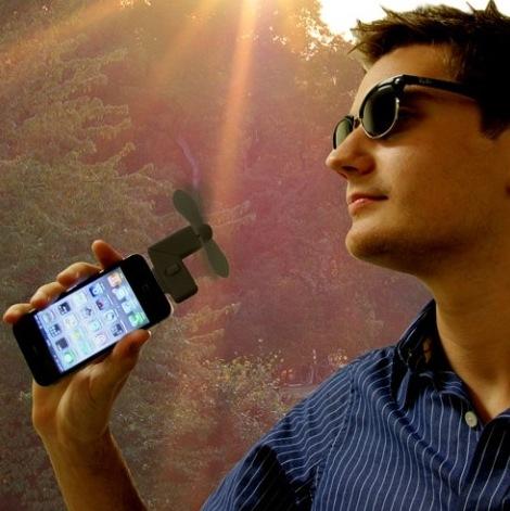 Der iPhone Ventilator