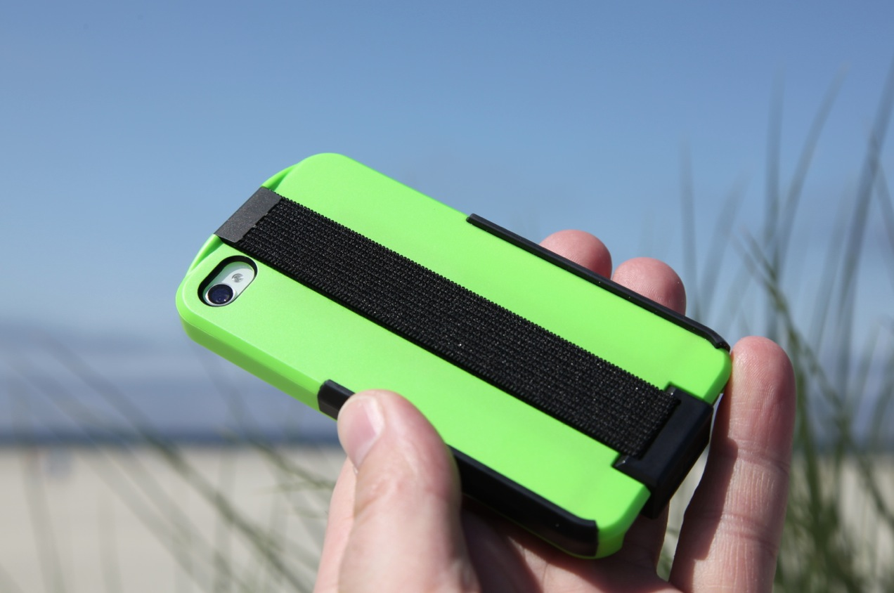 Die Hülle mit der Multifunktionsschlaufe: Fabx iPhone Case