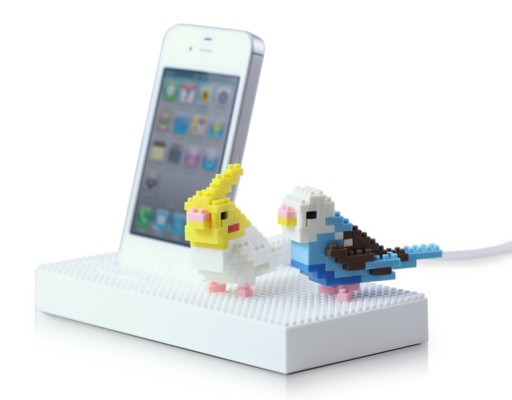 Essential TPE nanoblock Universal iPhone Dock
