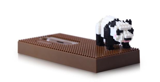 ... ich glaub das Panda iPhone Dock ist ganz weit vorne ;-)