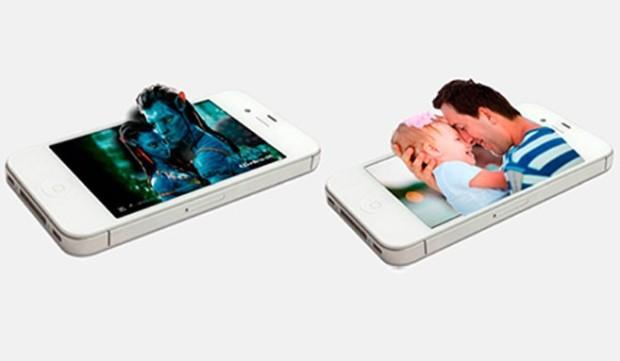 Fotos und Filme in 3D auf dem iPhone!