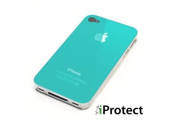 Mit Apple Logo: iProtect Original Hardcase Apple iPhone Hüllen