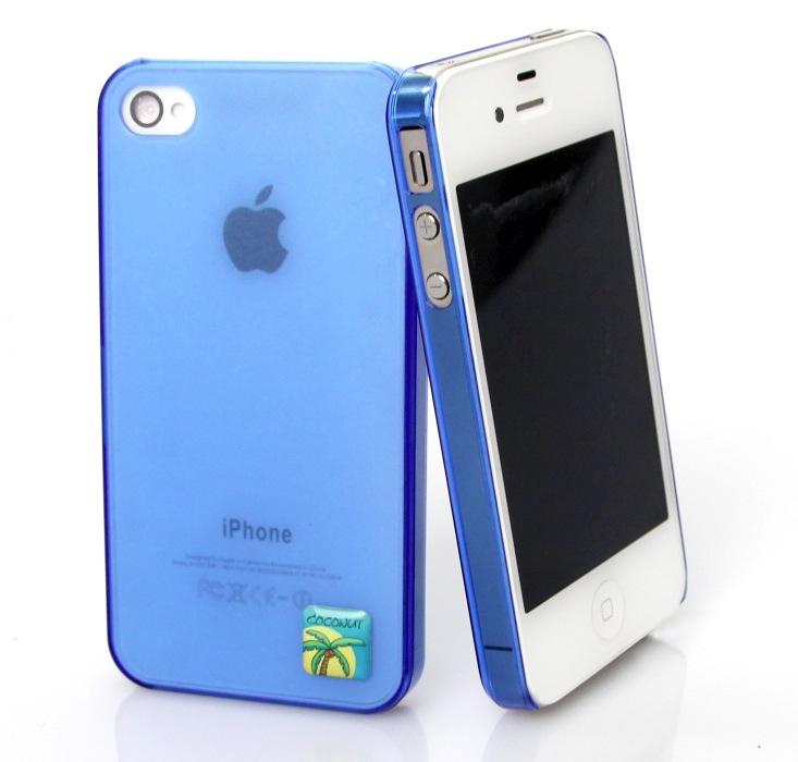 Coconut TikiTaka iPhone Case - ultraslim nur 0,35 mm dick