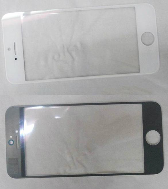 Neue Bilder vom neuen iPhone 5