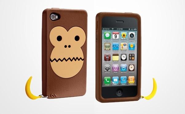 Affenstarke iPhone Hülle von Case Mate