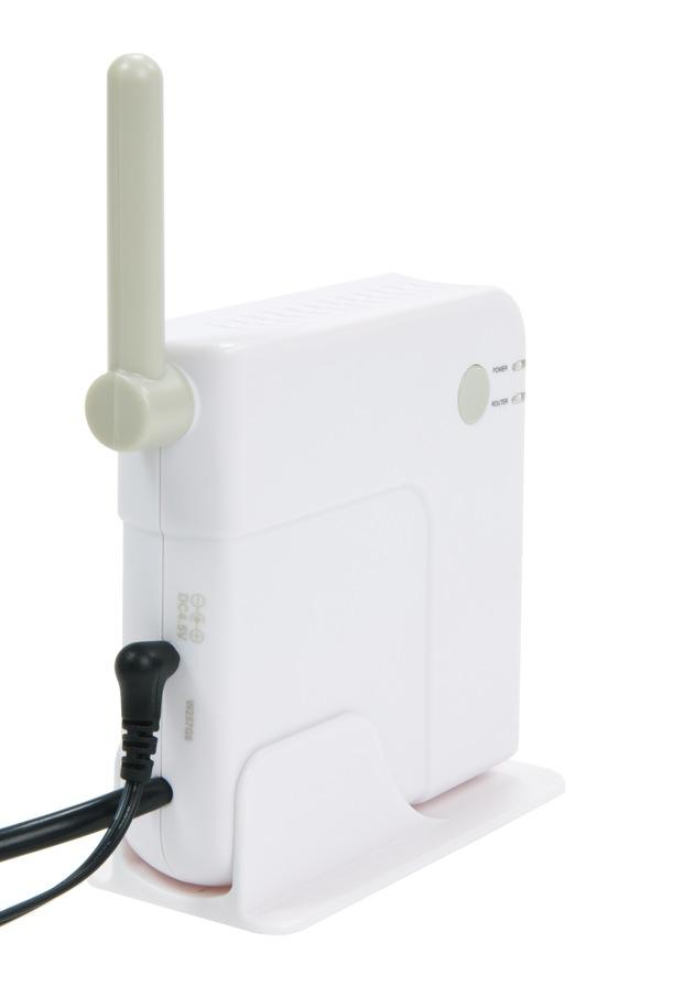eSaver iConnect Gateway Port