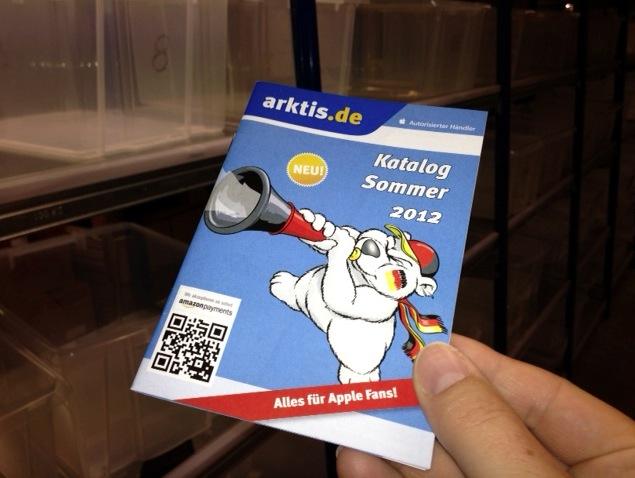 Der letzte Arktis Print-Katalog wird heute verschickt!