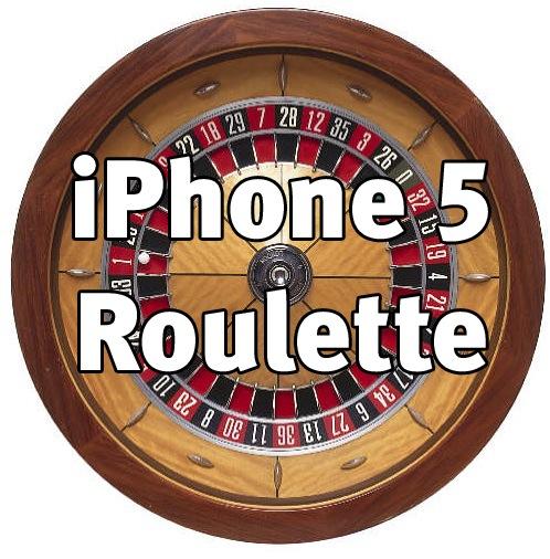Alles nur 3,- Euro im iPhone 5 Roulette!