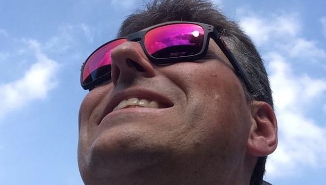 Rainer Wolf, Geschäftsführer und Inhaber von arktis.de