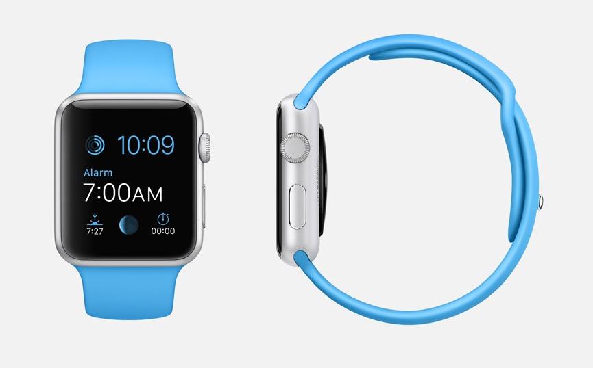 Im Frühjahr 2015 erscheint die Apple Watch