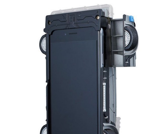 iPhone 6 Case mit Extras