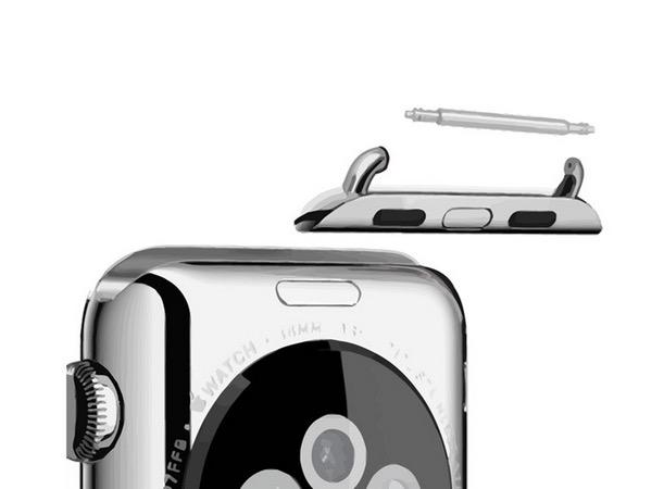 WATCHAPTER - Apple Watch Armband Adapter