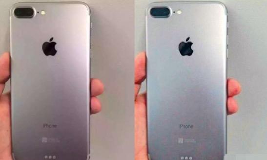 iPhone 7 Plus mit Dual-Lens-System (Quelle: playfuldroid.com, bastillepost.com)
