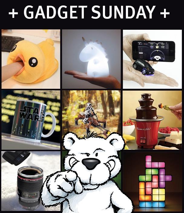 Gadget Sunday bei arktis.de