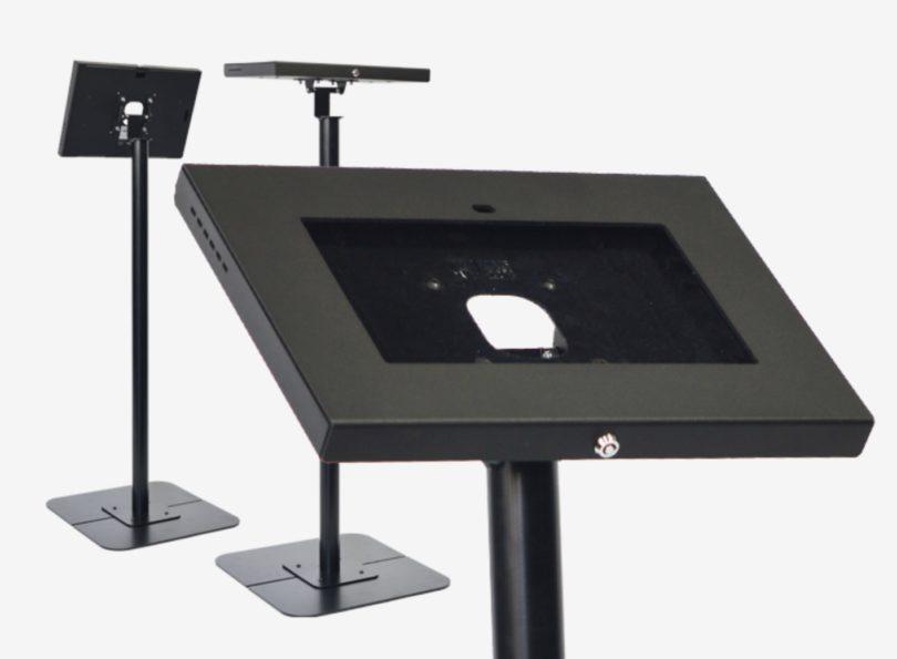 iPad Messeständer mit Diebstahlsicherung