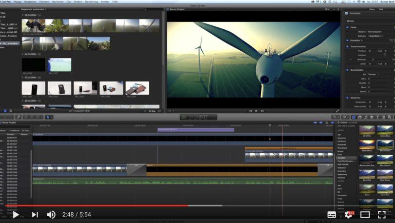 Video Tutorial: Kinolook in eigenen Filmen leicht gemacht