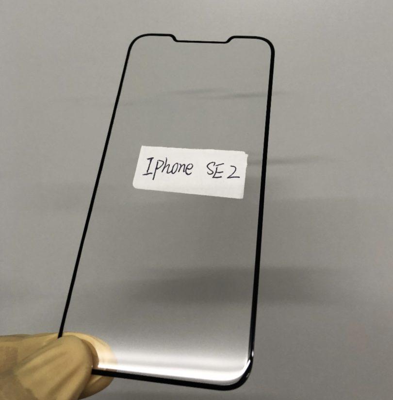 Die iPhone SE 2 Zubehör Produktion ist angelaufen in China