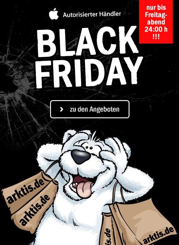 Arktis Black Friday 2014