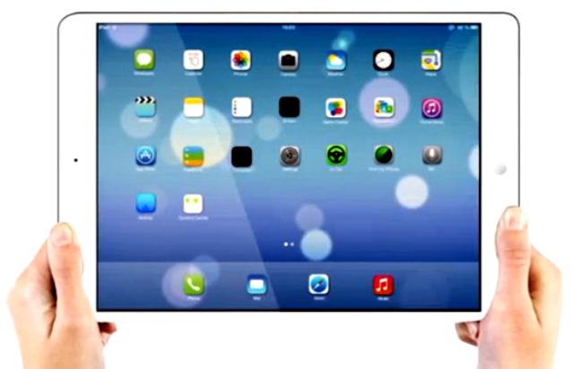 Ein realsitisches Konzept für das iPad Pro