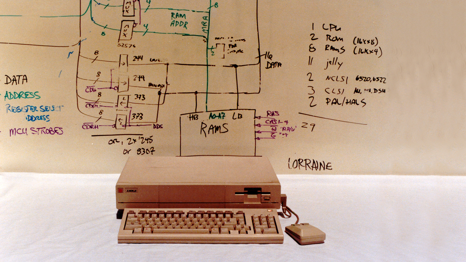 """""""Die Amiga-Story"""" in ZDFinfo. (Bild von Nicola Woodroff)"""