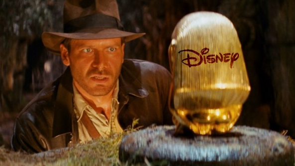 Nach Star Wars angelt Disney sich Indiana Jones