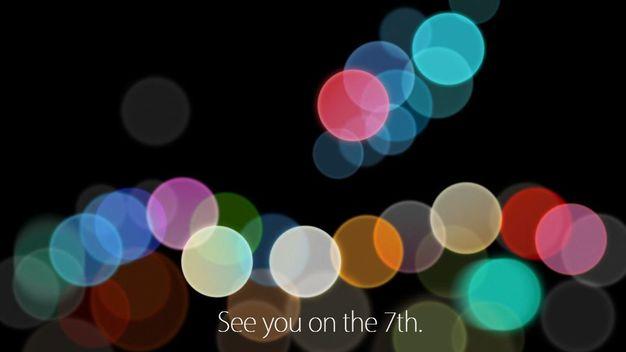 Apple Event am 7. September 2016