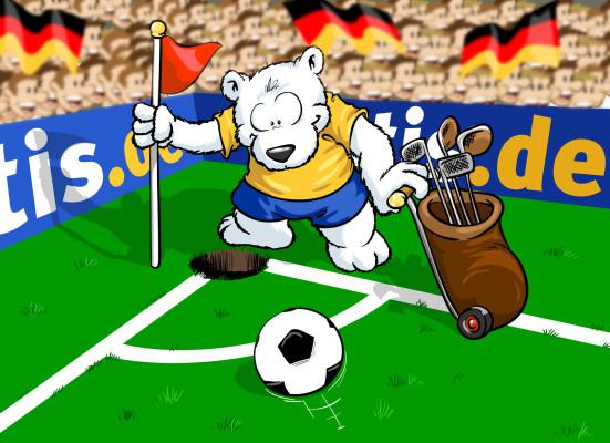 Das Sportereignis des Jahres : Fußball EM 2016
