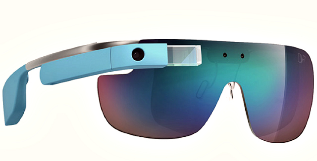 Eines von vielen neuen Designs der Google Glass! (Bild: GoogleGlass.com)