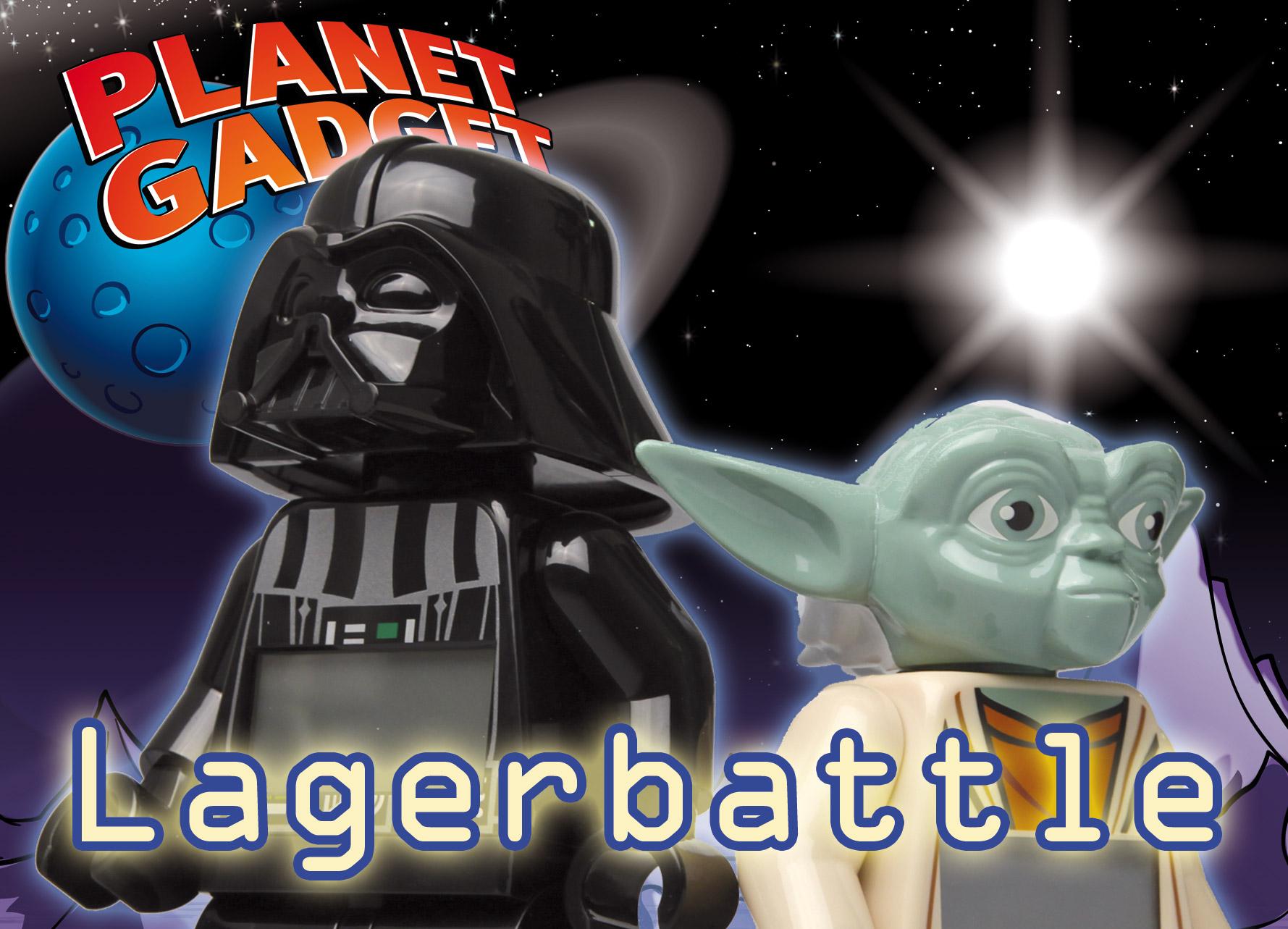 PlanetGadget Laberbattle