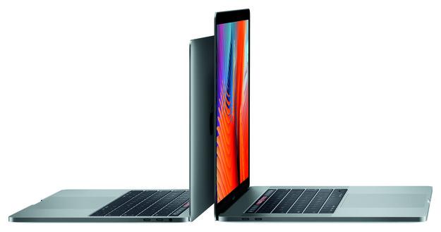 MacBook Pro Groessenvergleich 2016