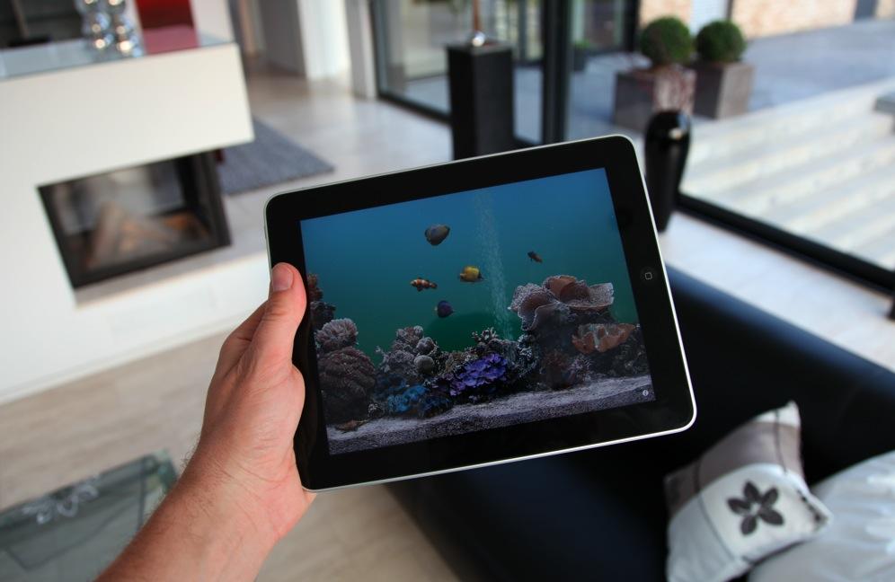Schickt uns Eure iPad Fotos von Euch und Eurem iPad in Action!