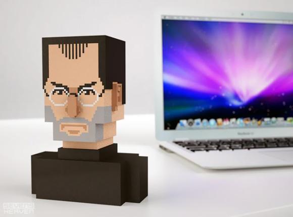 Pixel Steve Jobs