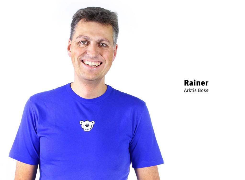 Rainer Wolf von arktis.de