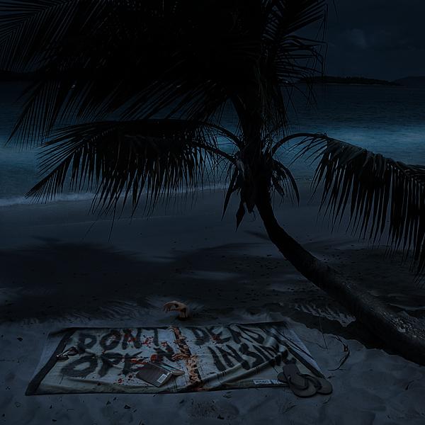 Gemütlicher Strandbesuch während der großen Zombie-Apokalypse gefällig? (Bild: ThinkGeek)