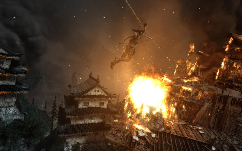 Tomb Raider - A Survivor is born von Feral Interactive