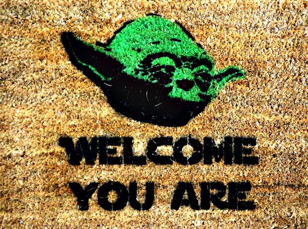 YodaWelcome