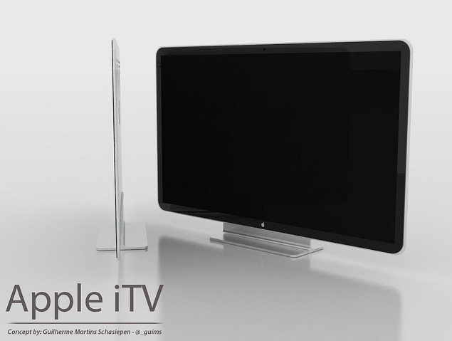 Apple iHome statt Apple iTV ?