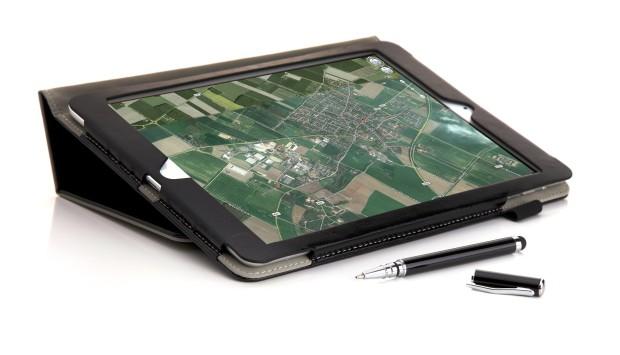 Aviato iPad Air FlyCase NAVIGATOR Ledertasche