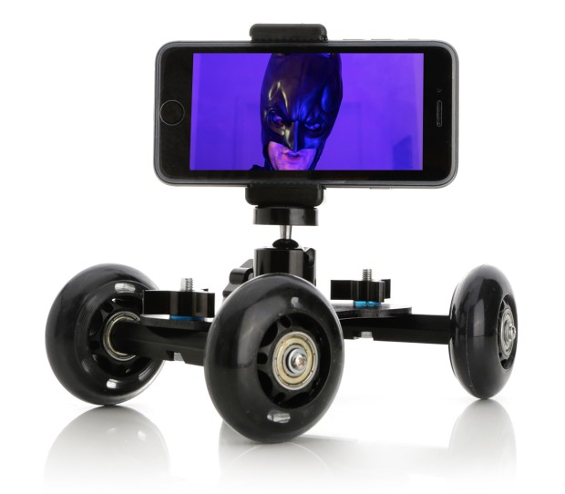 Wolffilms iPhone CAMROVER Dolly Kamerawagen