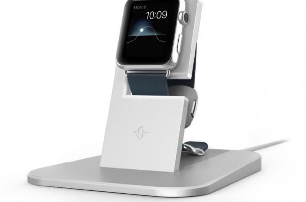 Apple Watch Halterungen wie der HiRise von TwelveSouth sind besonders beliebt