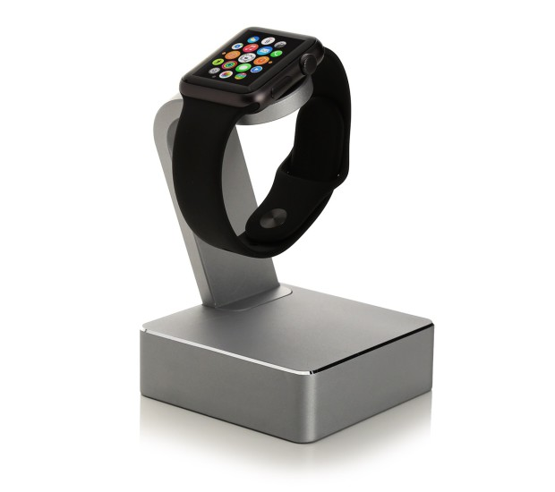 Apple Watch Halterung AirZero in Spacegrey