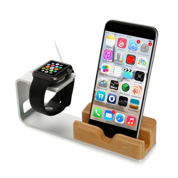 Neues Apple Watch Dock von Aviato