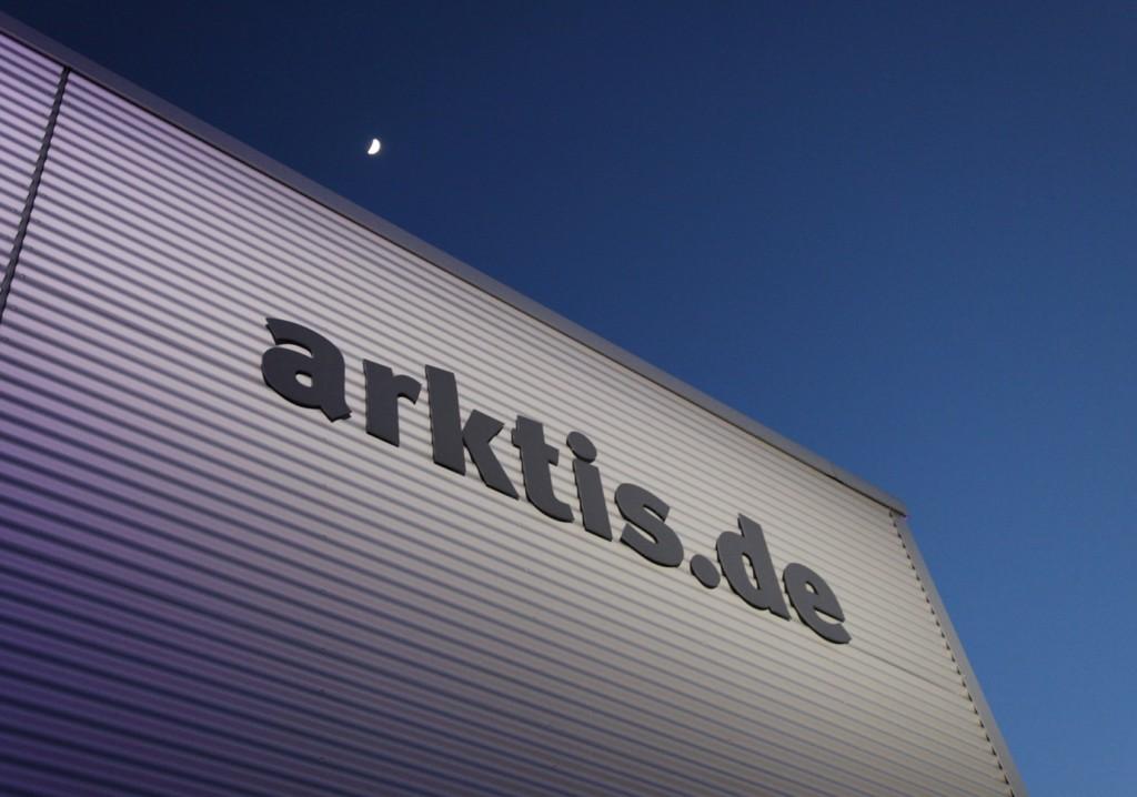 Das arktis.de Versandlager in Rosendahl-Osterwick