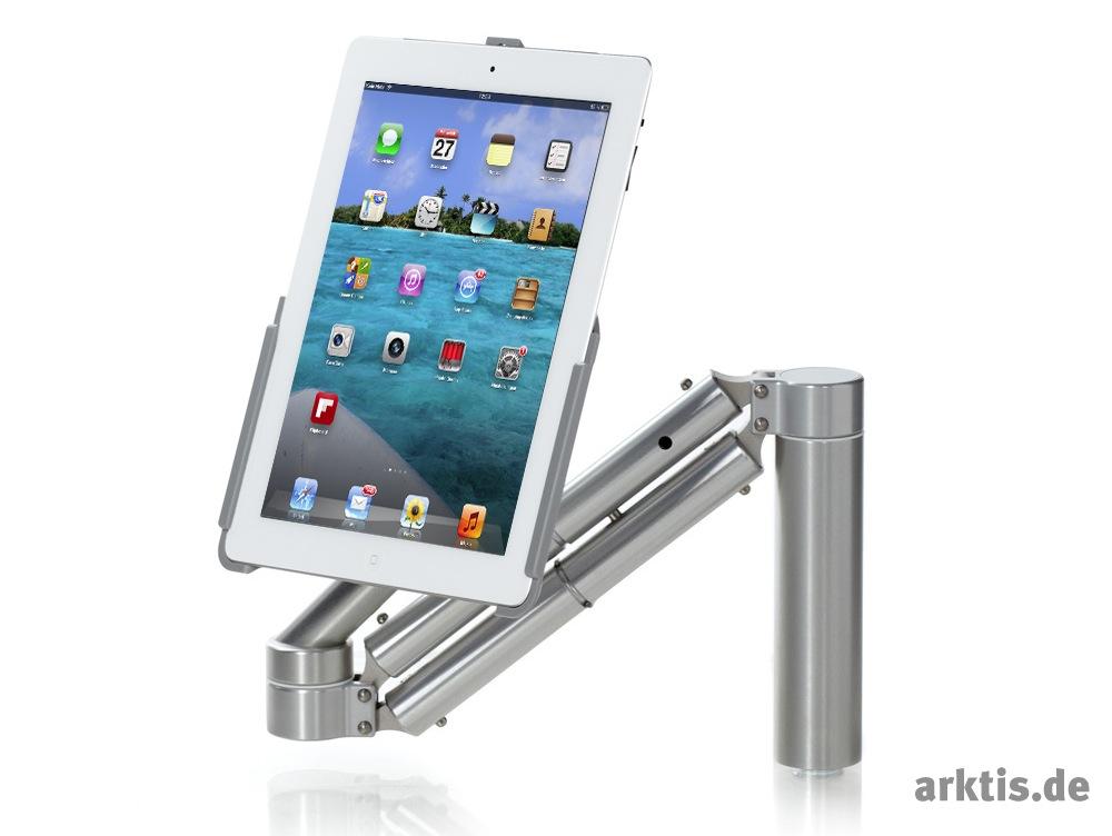 Arktis LIFT Profi iPad Aluminium Ständer