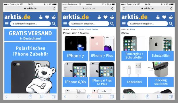 arktis-shop-online
