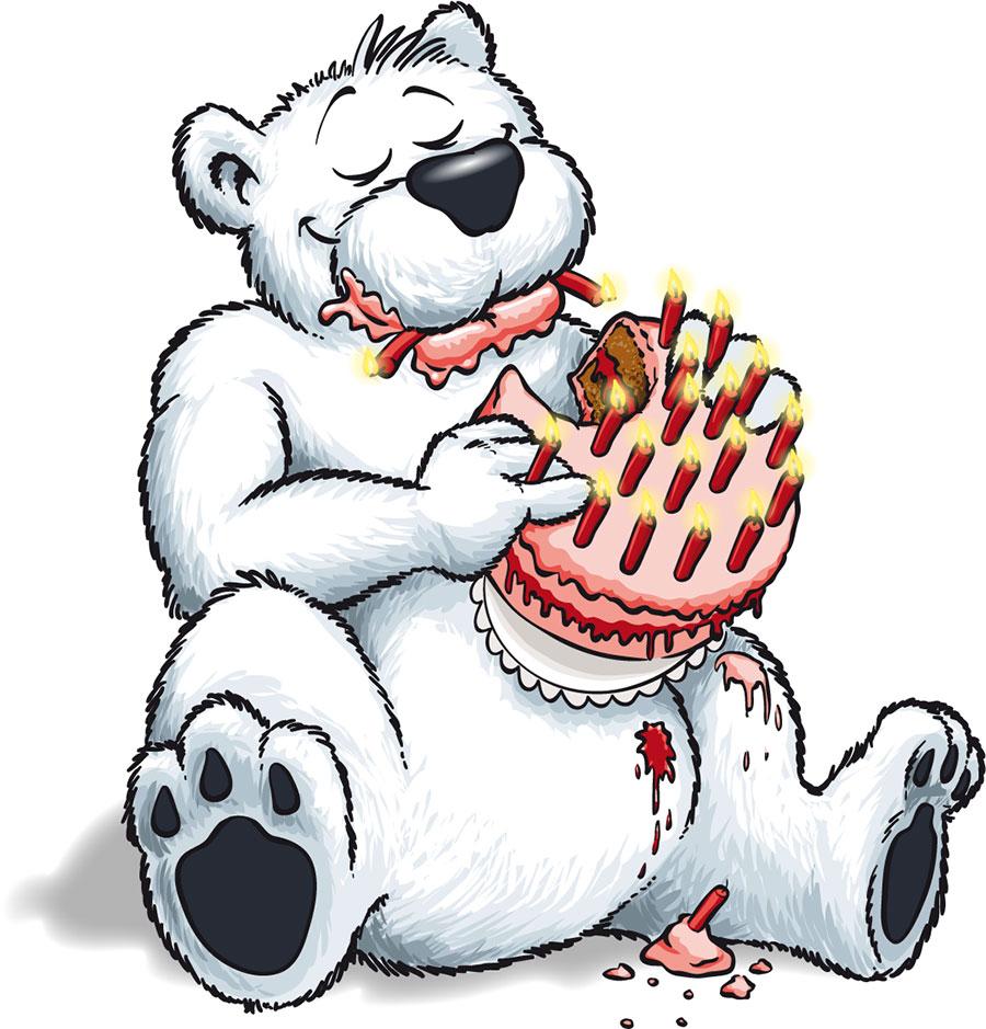 20 Jahre Arktisbär