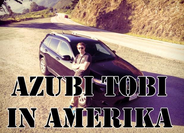 Tobi in Amerika