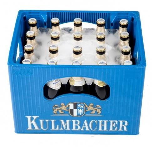 Immer kaltes Bier dank Bierkasten Kühler Eisblock